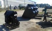 Attache rapide hydraulique pour chargeuse - Attaches rapides renforcées version carrière XHD