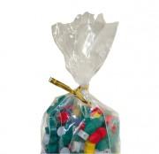 Attaches pour sachets - En papier ou plastiques