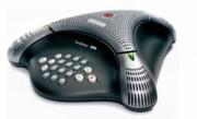 Audioconférence Compact POLYCOM - Deux téléphones analogiques de conférence compacts