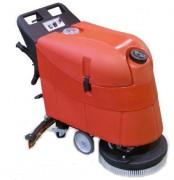 Autolaveuse à batterie grande surface - Autonomie : 2.5 heures - Capacité de travail : 1500 m²/h