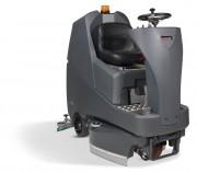 Autolaveuse à batterie pour grande surface - Moteur de brosse 3 x 400W   - Capacité: 120 L