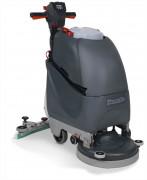 Autolaveuse à batteries avec chargeur intégré - Moteur brosse : 2 x 400 W - Capacité : 40 L