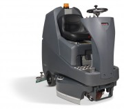 Autolaveuse à batteries pour grande surface - Moteur brosse : 2 x 400 W - Capacité: 60 L