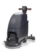 Autolaveuse à brosse pivotante - Capacité : 40 L - Diamètre de brosse : 450 mm