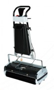 Autolaveuse à brosses cylindriques 60 cm - Pulvérisation électrique - Largeur de travail utile (mm) : 600