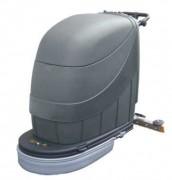 Autolaveuse accompagnée monobrosse à batterie - Autonomie : 3 heures - Capacité de travail : 1800 m²/h