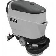 Autolaveuse accompagnée pour nettoyage silencieux - Entretien de grandes surfaces jusqu'à 1700 m2