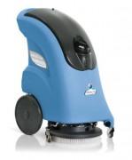 Autolaveuse accompagnée semi-automatique - Largeur de travail (mm) : 410