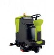 Autolaveuse autoportée à batterie en occasion - Largeur de travail : 60 cm