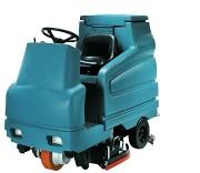 Autolaveuse autoportée à rouleaux cylindrique reconditionnée - Largeur de travail (tête de lavage) : 80 cm