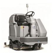 Autolaveuse autoportée avec batterie - Largeur de travail : 1 m