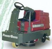 Autolaveuse autoportée avec brosses à pression modulable - PB 3200