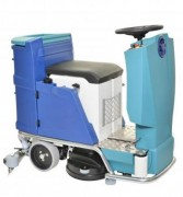Autolaveuse autoportée ergonomique - Rendement (m2/h) : 3960