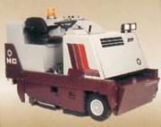 Autolaveuse avec balayage - CSS/90HC (essence, diesel, gpl)