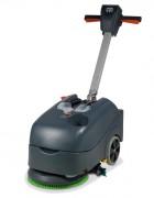 Autolaveuse monobrosse à batterie - Capacité : 18 L - Autonomie : 45 minutes
