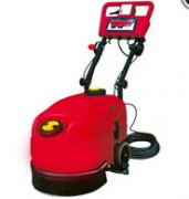 Autolaveuse monobrosse petites surfaces - Capacité de travail : 900 m²/h   -  Largeur de nettoyage : 350 mm