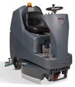 Autolaveuse professionnelle à conducteur - Puissance : 2 x 400 W - Capacité : 120 L