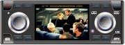 Autoradio DIVX DVD MP3 CD FM USB SD MMC NEUF 240W écran 3.6pouces - Réf: DVD512