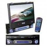 Autoradio Pyle - 4 x 60 Watts - Ecran TFT 7 pouces & Télécommande inclue - Réf : PLTDN71