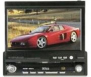 Autoradio TFT Tactile Boss Audio 7 In-Dash - DVD/TV/MP3/CD - Réf: BV9960