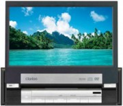 Autoradio TFT Tactile Clarion 7 In-Dash - DVD/TV/MP3/CD - Réf: VRX575USB