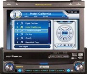 Autoradio TFT Tactile Jensen 7 In-Dash - Réf: VM9412 - DVD/MP3/CD/WMA/IPOD