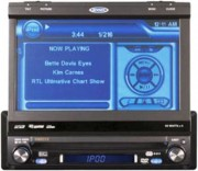 Autoradio TFT Tactile Jensen 7 In-Dash - DVD - Réf: VM9312 MP3/CD/WMA/IPOD