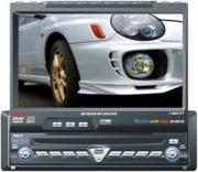 Autoradio TFT Tactile Jensen 7 In-Dash - DVD/MP3/CD/WMA - Réf: VM9410