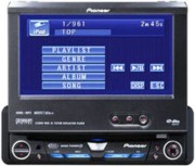 Autoradio TFT Tactile Pioneer 7 In-Dash - DVD/MP3/CD/WMA - Réf: AVHP4900DVD