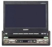 Autoradio TFT Tactile Sony 7 In-Dash - DVD/MP3/CD/WMA - Réf: XAVC1