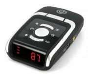 Avertisseur de radars fixes et mobiles - Antenne GPS interne active - Prévention des zones à risque