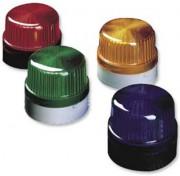 Avertisseur lumineux industriel Fixe - Puissance : 25 Watts (Fixe ou clignotant) - 10 Joules (flash au xénon)