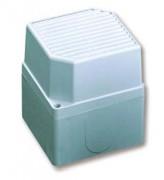 Avertisseur sonore compact - Puissance sonore : 113 dB(A) à 1mètre - 15 sons au choix