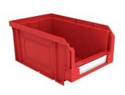 Bac à bec à porte-étiquette en PEHD - Fabriqué en PEHD 100% recyclable - Multidimensionnel