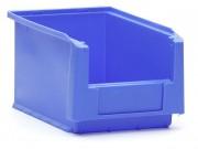 Bac à bec plastique superposable - Volume:entre 1 et 90 Litres