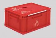 Bac à piles usées 15 litres - 21P27