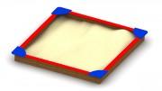 Bac à sable aire de jeux - En bois ou en acier – Plusieurs modèles disponibles