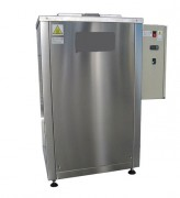 Bac à ultrasons de laboratoire - Permet de diminuer considérablement la part de produits chimiques dans les bains de nettoyage