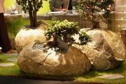 Bac à végétaux jarres granit - Jarres granit