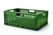 Bac alimentaire pliable - Capacité : de 36 à 47 litres