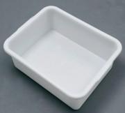 Bac alimentaire rectangulaire - Capacité : 20 Litres - L 530 x l410 x H 140 mm