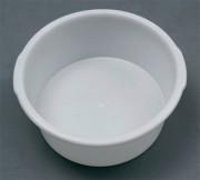 Bac alimentaire rond - Diamètre : 480 mm - Hauteur : 160 mm