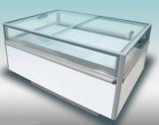 Bac bi-température double vitrage 266 et 362 Litres - Capacité : 266 et 362 litres