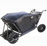 Bac - chariot électrique - Capacité 500 litres
