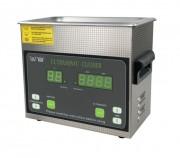 Bac de Nettoyage a Ultrasons Digital - Bac de nettoyage aux ultrasons de 3L à 27