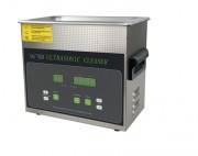 Bac de Nettoyage à Ultrasons Digital Dégazante - Bac de nettoyage aux ultrasons de 3L à 27L