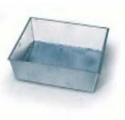 Bac de récupération en acier - Volume de rétention : 15 - 25 - 75 Litres