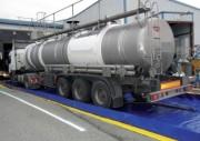 Bac de rétention plastique 23000 litres - Bac de rétention pliable sur-mesure