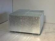 Bac de rétention pour cubitainers - Capacité (L) : 1000