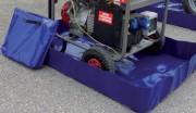 Bac de rétention souple 250 L - Pliable - Matière : polyester : 900 gr/m, enduit PVC